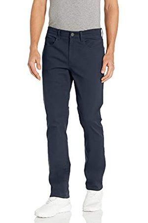 Peak Velocity Marchio Amazon - Pantaloni in Cotone Active Chino Athletic-Pants, Dainty, 36W x 34L