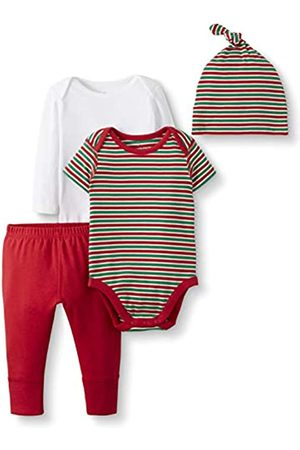 Moon and Back Baby Gift Infant-And-Toddler-Layette-Sets, Sandali Adventure Seeker, Punta Chiusa-T-Bambini, 3-6 Mesi