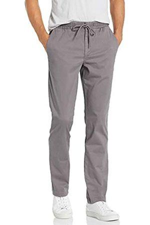 "Goodthreads Uomo Chinos - Slim-Fit Washed Chino Drawstring Pant Casual-Pants, Evelina, X-Large/30"" Inseam"