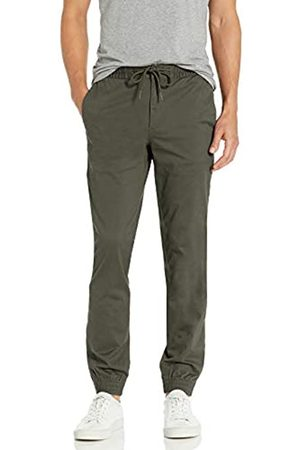 "Goodthreads Slim-Fit Jogger Pant Casual-Pants, Jacky's, X-Small/34"" Inseam"