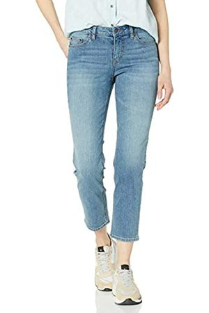 Goodthreads Girlfriend Jean Jeans, Mid-Blue, 26