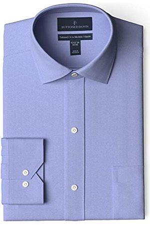 """Buttoned Down Marchio Amazon - , camicia da uomo, aderente, con colletto ampio, tinta unita, in cotone Supima, non necessita di stiratura, , 15"""" Neck 35"""" Sleeve"""