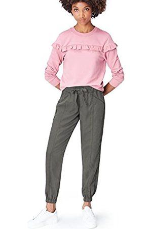 find. Marchio Amazon - Pantaloni Donna, Grau , 42, Label: S