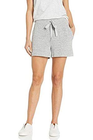 Daily Ritual Pantaloncini Comodi a Maglia. Shorts, Heather Grey Marl, US S