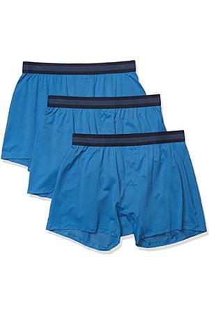 Goodthreads Boxer Leggero e performante, Confezione da 3 Shorts, Marino, US L