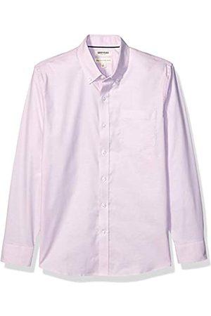 Goodthreads Standard-Fit Long-Sleeve Stretch Oxford Shirt Button-Down-Shirts, Mocassini Eleganti da Donna, Medium Tall