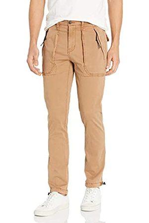 Goodthreads Skinny-Fit Tactical Pant Casual-Pants, British Khaki, 40W x 34L