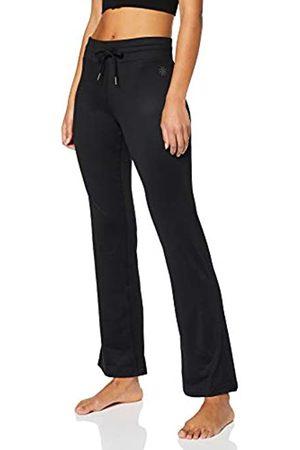 AURIQUE Marchio Amazon - Pantaloni Yoga Donna, , 42, Label:S