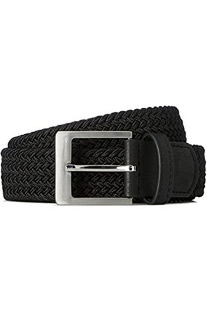 FIND Marchio Amazon - Cintura Intrecciata Bicolore Uomo, , S, Label: S