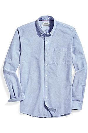 Goodthreads Standard-Fit Long-Sleeve Solid Oxford Shirt Camicia, , Small