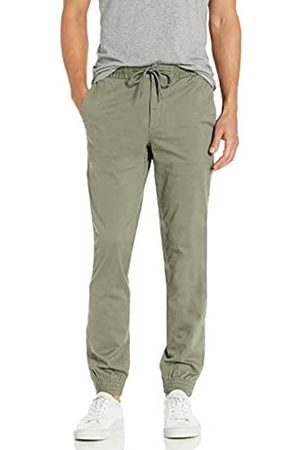 "Goodthreads Slim-Fit Jogger Pant Casual-Pants, Fatigue, XXX-Large/30"" Inseam"