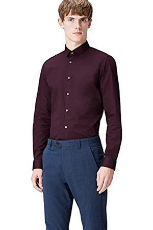 T-Shirts Camicia Elasticizzata Skinny Uomo, , 42 cm, Label: XL