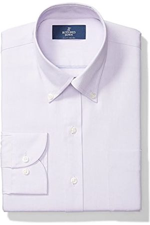 """Buttoned Down Slim Fit Solid Pocket Options Camicia, , 15.5"""" Neck 32"""" Sleeve"""