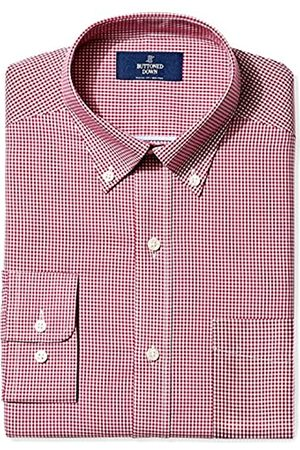 """Buttoned Down Classic Fit Pattern Camicia, , 17"""" Neck 33"""" Sleeve"""