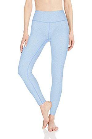 CORE Marchio Amazon - , Spectrum, leggings da donna a vita alta, per lo yoga, lunghi, 71 cm , Sky Blue Heather, S