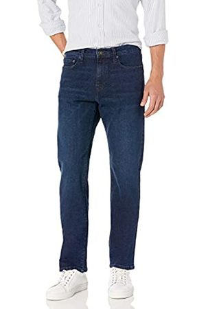 Goodthreads Straight-Fit Jean Jeans, Sanded Indigo, 28W / 34L