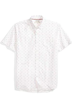 Goodthreads Standard-Fit Short-Sleeve Anchor-Print Shirt Camicia, , Small