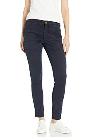 Daily Ritual Stretch Cotton/Lyocell Zip-Pocket Utility Pant Work Pants, , US 0