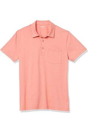Goodthreads Polo in Cotone Shirts, Corallo, US L