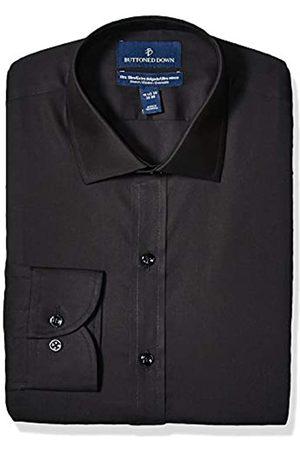 "Buttoned Down Xtra-SlimFitSpread-CollarStretchPoplinNon-IronDressShirt Dress-Shirts, Cruz V2 Fresh Foam, 17"" Neck 38"" Sleeve"