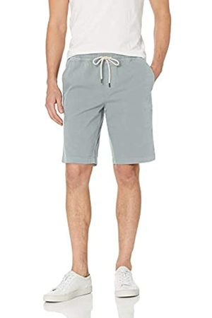 Goodthreads 11 inch Inseam Pull-On Stretch Canvas Short Shorts, Chiaro, US XXXL