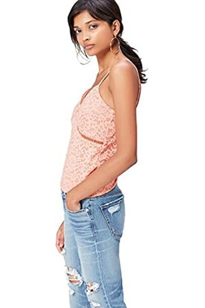 FIND Marchio Amazon - Top in Pizzo Donna, , 46, Label: L
