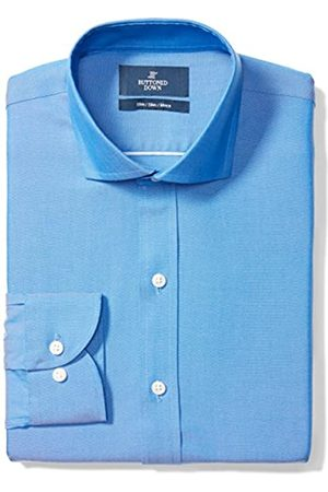 """Buttoned Down Slim Fit Solid Pocket Options Camicia, , 17.5"""" Neck 37"""" Sleeve"""