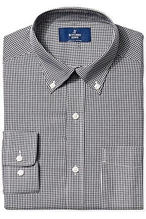 """Buttoned Down Classic Fit Pattern Camicia, , 18.5"""" Neck 36"""" Sleeve"""