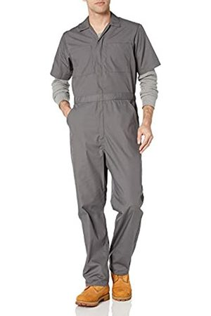 Amazon Stain & Wrinkle-Resistant Short-Sleeve Coverall Overalls-And-Coveralls-Workwear-Apparel, Scarpette a Strappo Voltaic 3 Velcro Kids-Bambini, Medium-32 Inseam