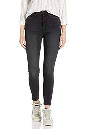 Goodthreads Exposed-Fly High-Rise Skinny Jeans, , 26 Short