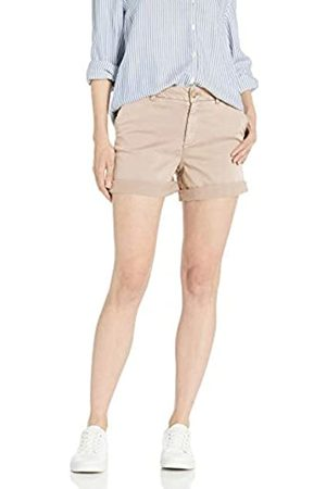 Goodthreads Chino Girlfriend Short Shorts, Vintage Pink, US 10 -L