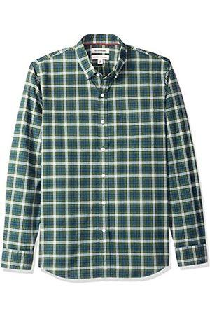 Goodthreads Camicia Oxford a Maniche Lunghe Standard Fit Uomo, , Small