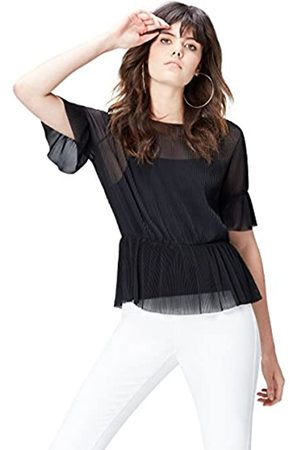 FIND Marchio Amazon - Blusa Donna, , 42, Label: S
