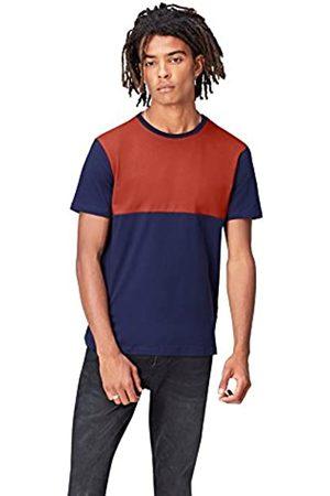 Activewear Uomo Polo - T-Shirt Colour-Block Uomo, , Large