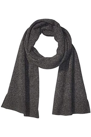 Buttoned Down 100% Cashmere Scarf Cold-Weather-Scarves, Scuro, One Size