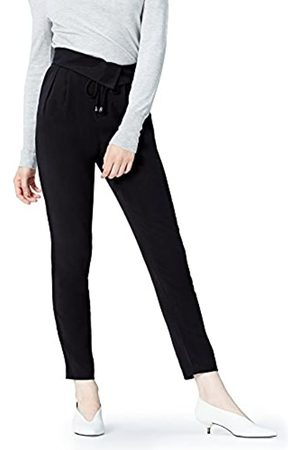 FIND Marchio Amazon - Pantalone a Sigaretta Donna, , 46, Label: L
