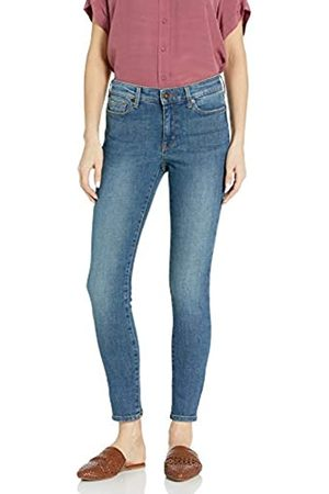 Goodthreads Mid-Rise Skinny Jeans, Authentic Blue, 31 Long