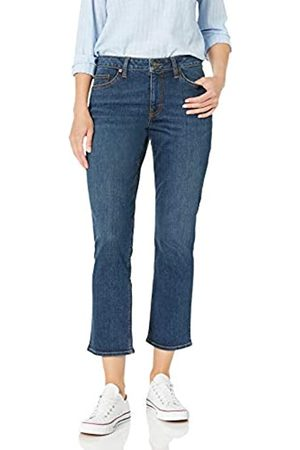 Goodthreads Girlfriend Jean Jeans, Deep Blue, 26