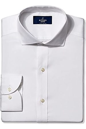 """Buttoned Down Slim Fit Solid Pocket Options Camicia, , 15.5"""" Neck 36"""" Sleeve"""