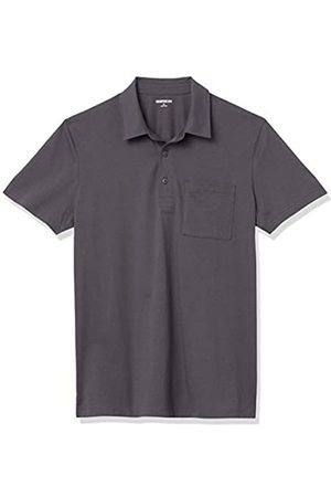 Goodthreads Polo in Cotone Shirts, Scuro, US