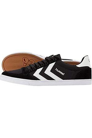 Hummel Slimmer Stadil Low, Sneaker Unisex - Adulto, Nero , 36 EU
