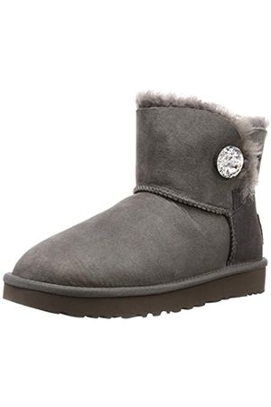 UGG UGG Female Mini Bailey Button Bling Classic Boot, , 4