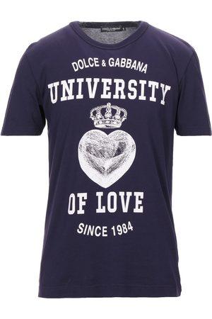 Dolce & Gabbana Uomo T-shirt - TOPWEAR - T-shirts