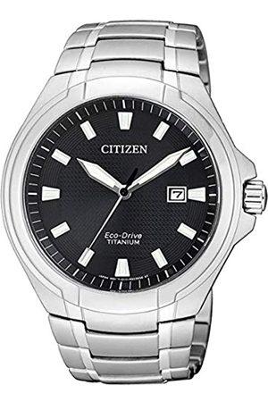 Citizen Orologio Analogico Quarzo Uomo con Cinturino in Titanio BM7430-89E