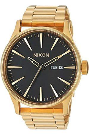 Nixon Orologio da Uomo Analogico al Quarzo con Cinturino in Acciaio Inox – A356510