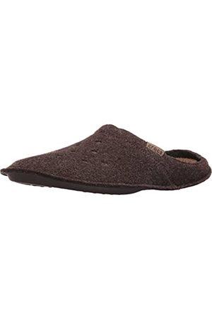 Crocs ClassicSlipper Ciabatte Unisex – Adulto, Marrone , 36-37 EU