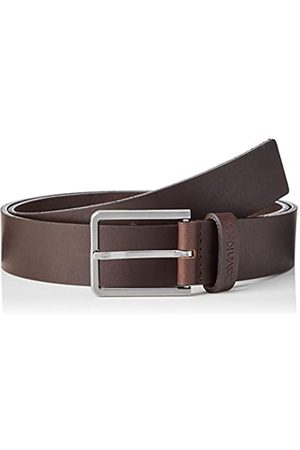 Calvin Klein 35mm Essential Belt Cintura, Marrone , 9 Uomo