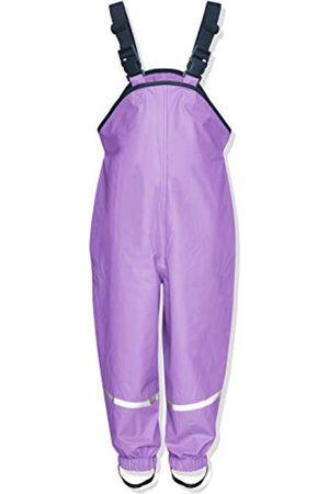Playshoes Regenlatzhose Pantalone, Porpora , 86 cm Bambini