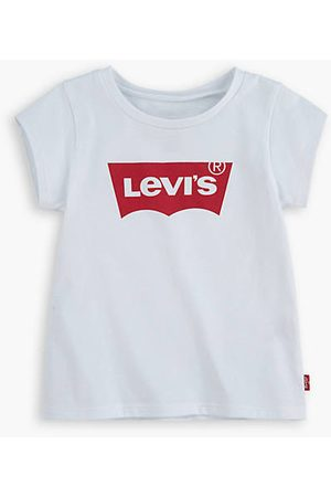 Levi's Baby Batwing A Line Tee / Red/White