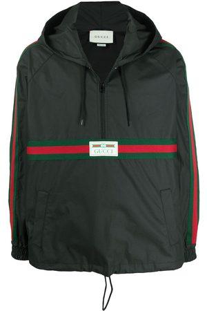 Gucci Giacca a vento Label - Di colore